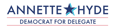Annette Hyde For Delegate